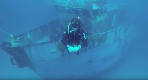 Exploring the Remnants of the RMS Rhone
