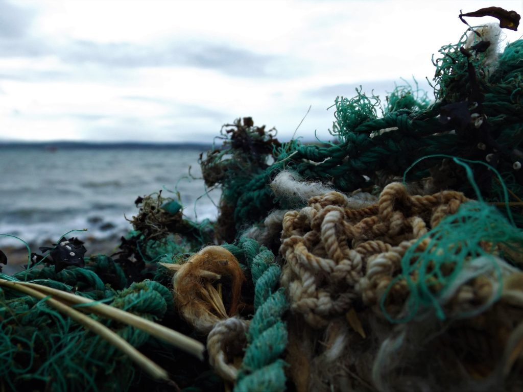 Commercial Fishing - Plastic Pollution